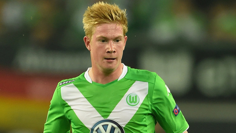 Wolfman - City are still on the trail of Bundesliga Player of the Year Kevin De Bruyne.