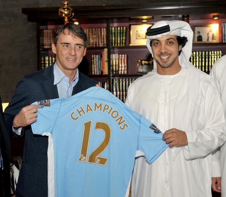 Blast from the past - Roberto Mancini didn't get the players he wanted after winning the title with City in 2012.