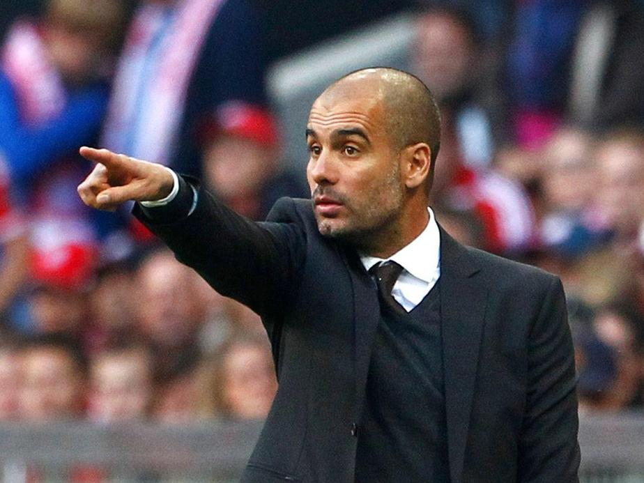 Pointing the way - will Pep Guardiola have any influence whatsoever over City's transfer dealings this summer?