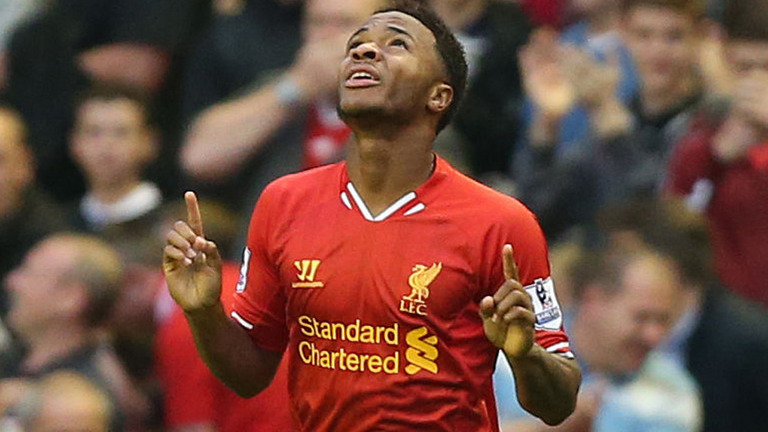 Flow of Sterling - Raheem will surely move from Liverpool to City in the coming days.