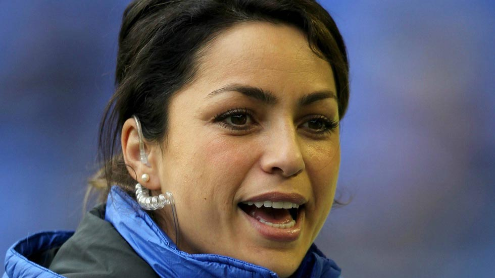 Chelsea stunner - Dr Eva Carneiro has been 'benched' from the bench by Gentleman Jose!