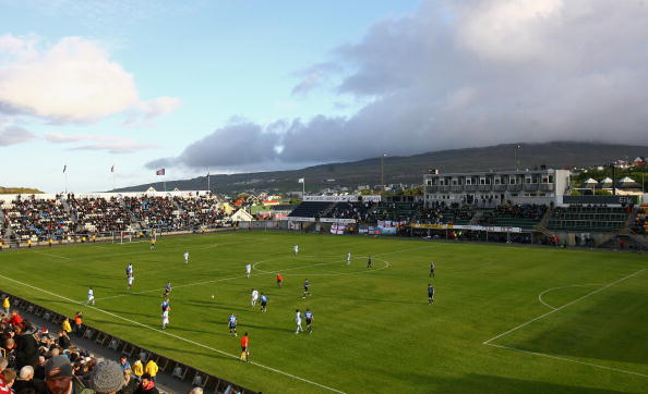 Surreal - The one word that Sean uses to describe his trip to see City against EB Streymur in the Faroe Islands.