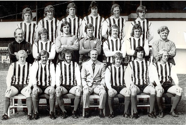 Up the Mariners - As a youngster I saw a lot more of Grimsby Town than Manchester City.