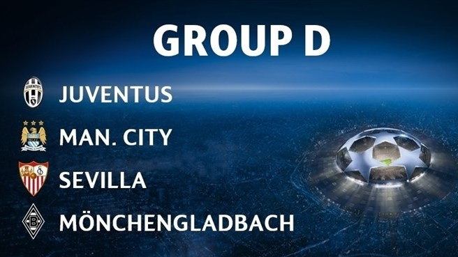 Champions League Group D - Hopefully the 'D' is NOT for Death!