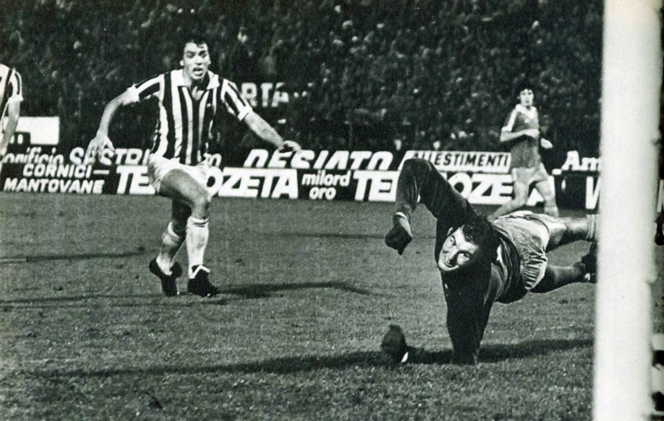 Aggregate losers - Juventus edged City 2-1 over two legs in the UEFA Cup in 1976.