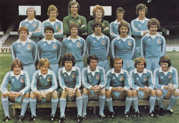 Conquered - City's finest in the late 1970s couldn't get past Juventus or Borussia Moenchengladbach.