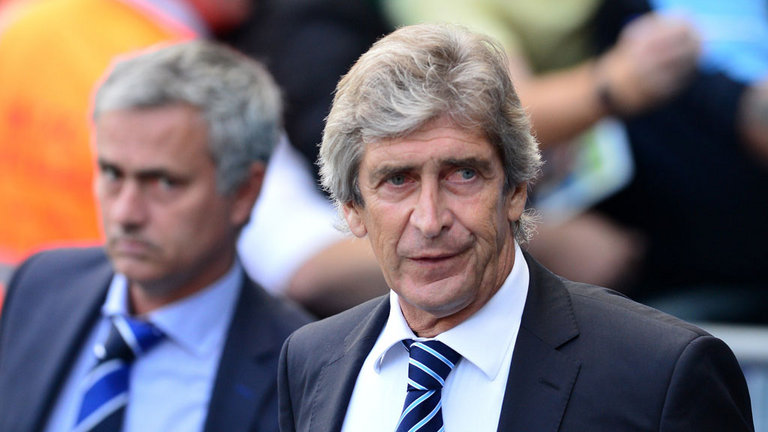 Gentleman & Jose the Jerk - Manuel Pellegrini is a thoroughly decent type - Mourinho most definitely is not.