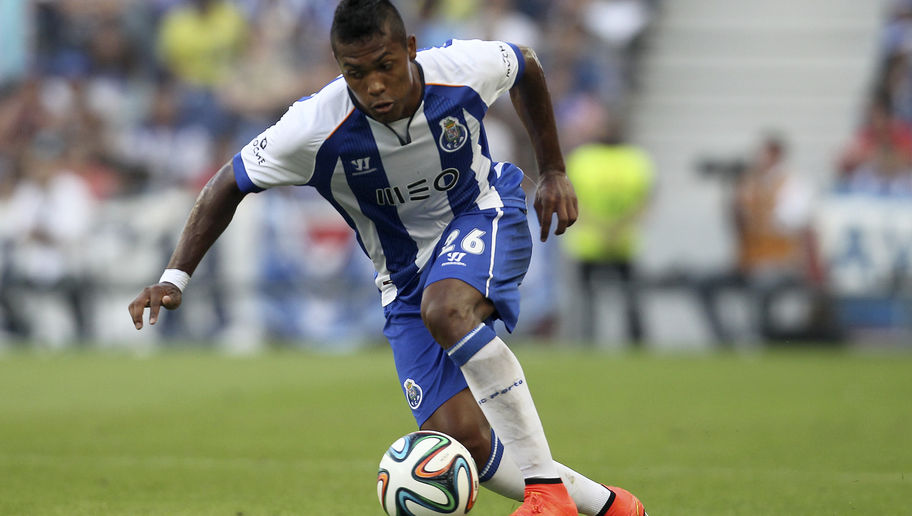 Porto import - Could Brazilian left back Alex Sandro arrive at City in a deal that takes Fernando back to Portugal?
