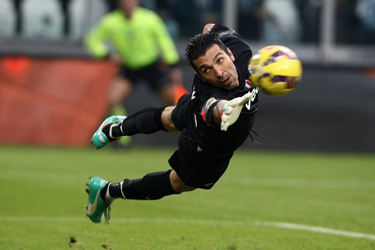 Change of tune - Juventus skipper Buffon is suddenly being polite about City after years of decrying the Etihad outfit.