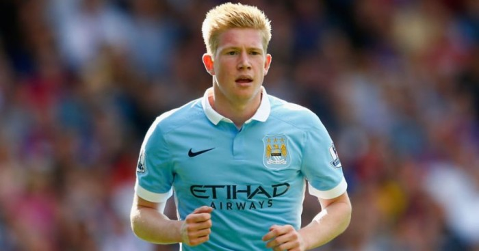 Impressive - KDB looked good, creating five chances for City on his impromptu debut.