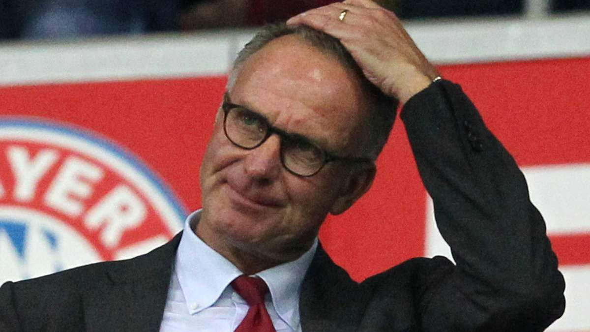 Head scratcher - Karl Heinz Rummenigge and his Euro cartel cronies are running out of ways to stop City's rise.