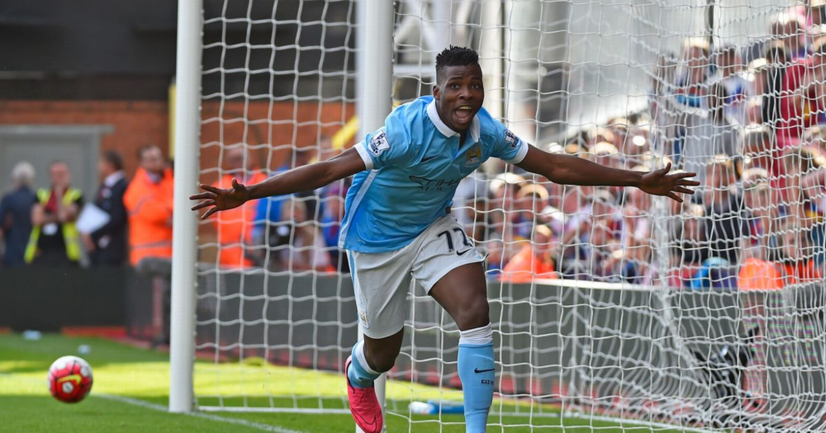 Derby debut? Kelechi Iheanacho is one of potentially six City players who could get a first taste of the Manchester derby.