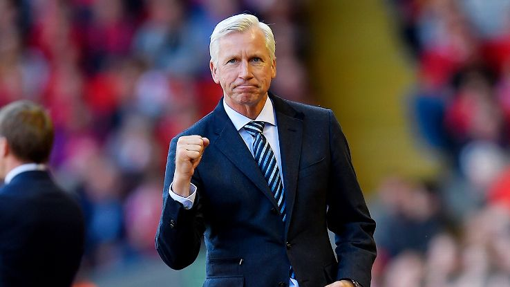 Hand of Gob - Pardew wouldn't have lasted the first round with ex-boxer Pellegrini.