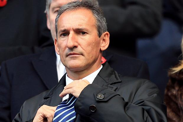 Tying up the deals - City's Director of Football Txiki Begiristain has clinched the biggest transfers of the summer.