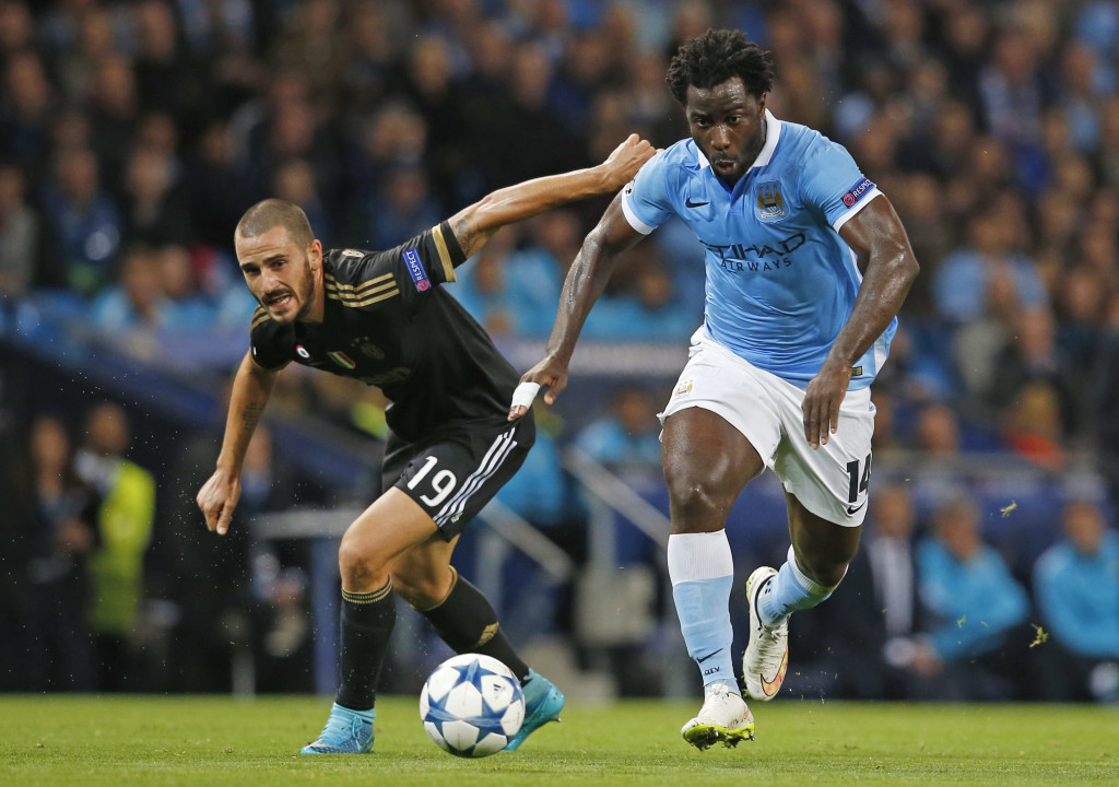 Time to step up - Bony now has the chance to show why City paid £25m for his services.