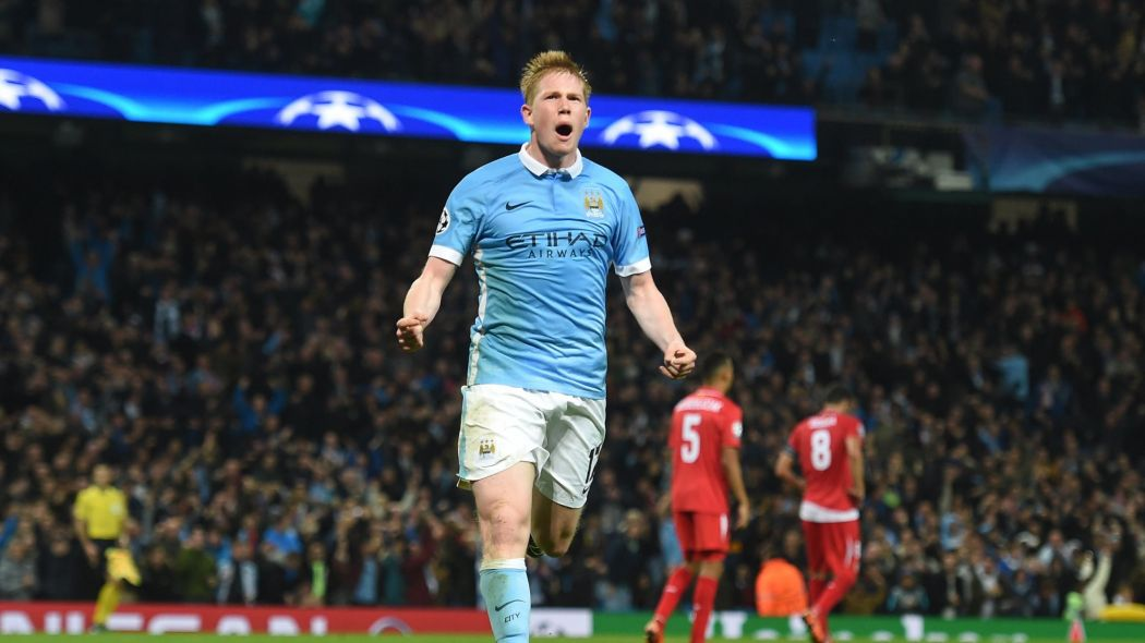 Creator & Executioner - City's maker and taker of goals KdB.