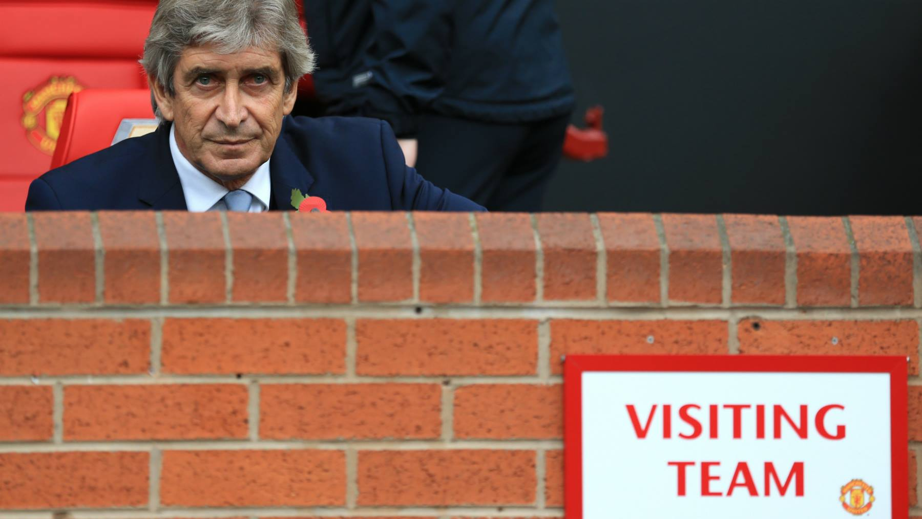 Sitting firm - Manuel Pellegrini's tactics helped ensure City stayed top of the Premier League. Courtesy@MCFC