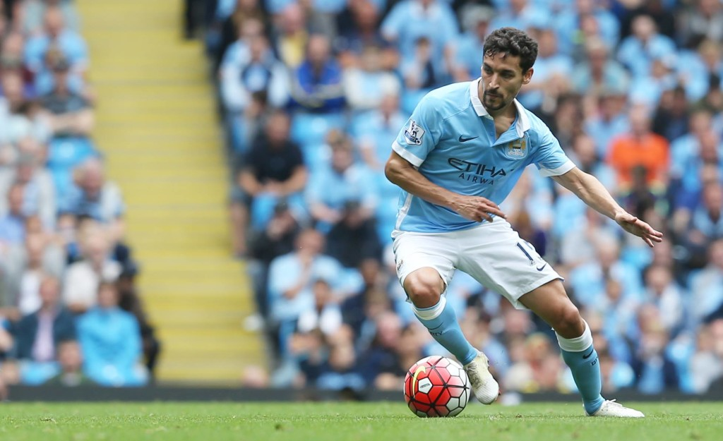 Sweet Jesus - Navas helped unlock the Newcastle defence when he came on as a substitute at half time. Courtesy@MCFC
