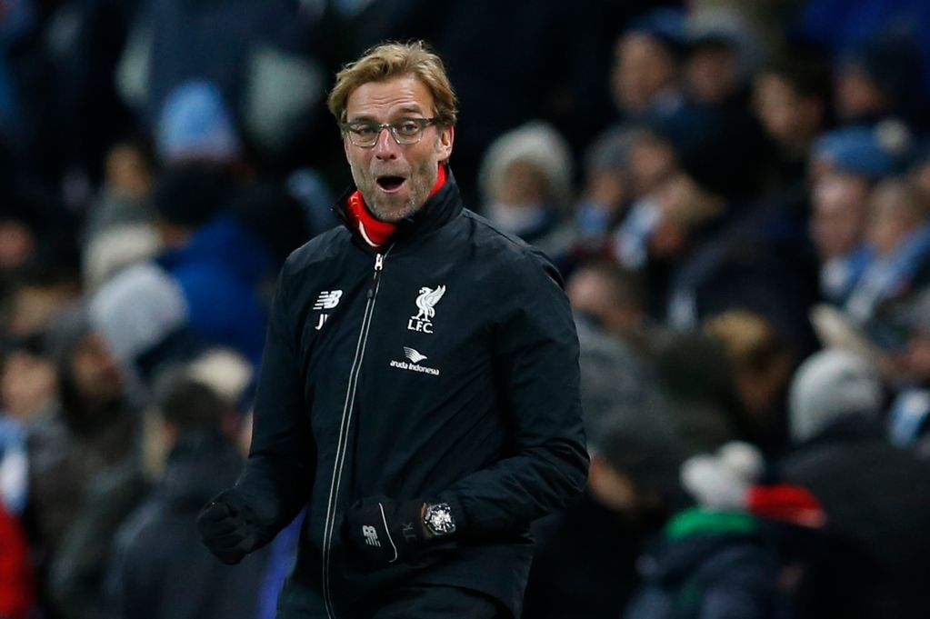 Klopp that - The new Liverpool is annoyingly likeable - unlike his idiotic predecessor, Brenda.