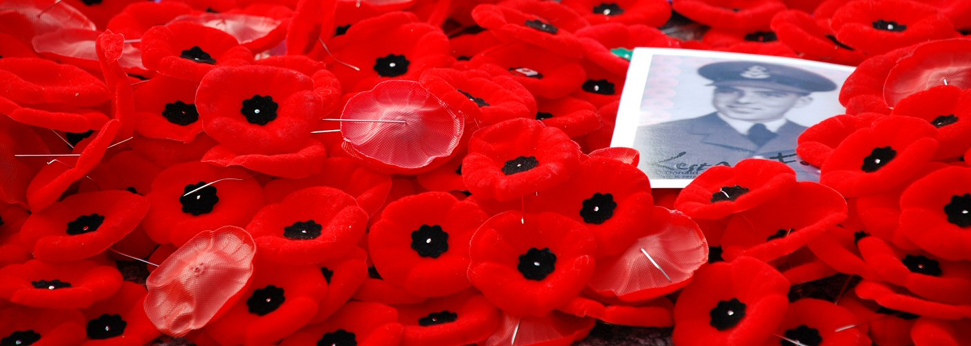 WE WILL REMEMBER THEM - Sadness surrounds the loss of City fans Chris Shaw and Nick Bookbinder. It's also a time to honour those who died to preserve our liberty and freedom.