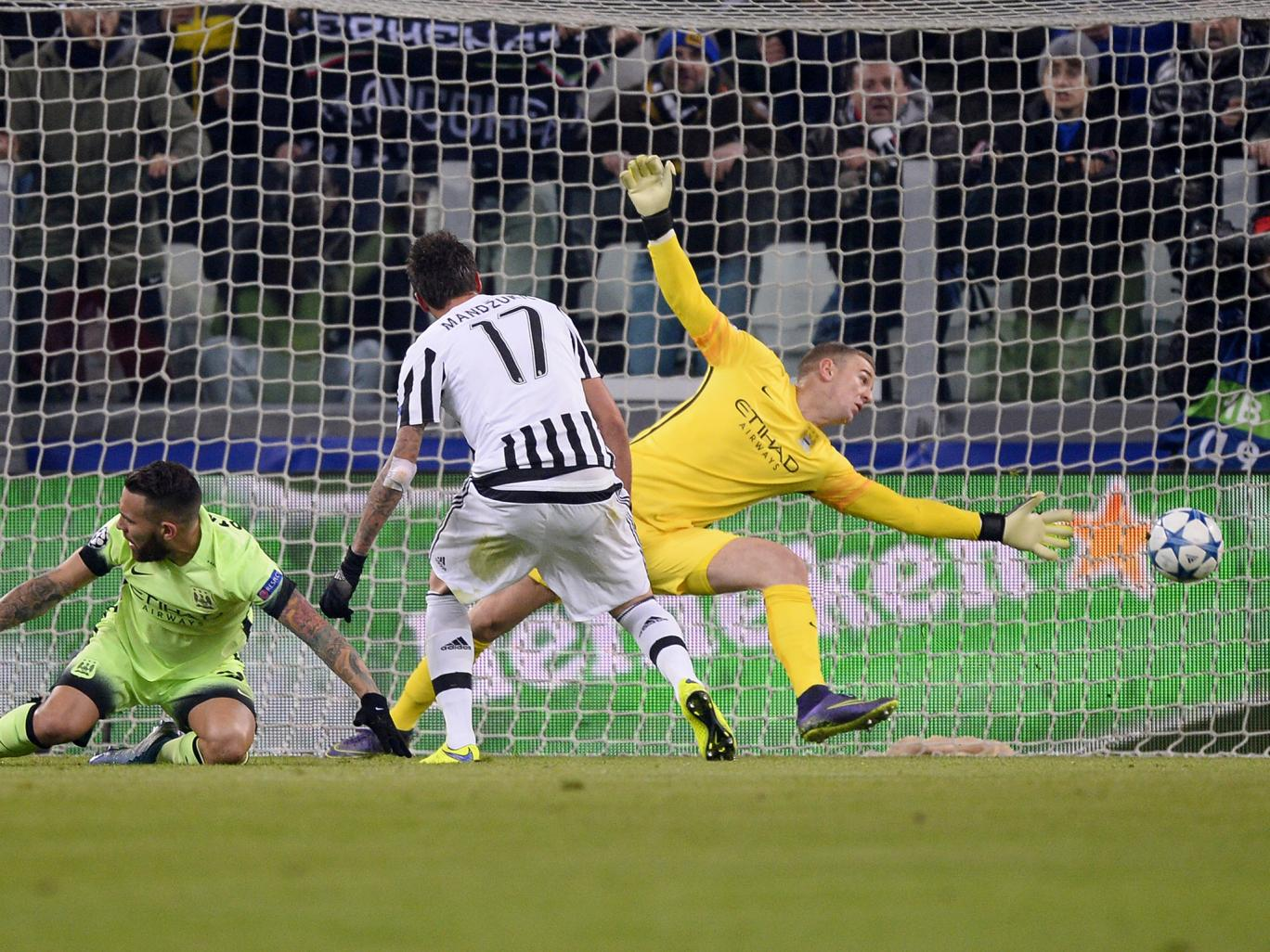 Hartbeat - Joe can't keep out Mandzukic's winner against Juventus, but City still won Group D.
