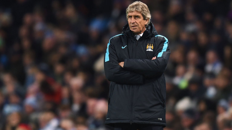 Pensive Pellegrini - can Manuel keep City firing on all four fronts when the FA Cup arrives in January?
