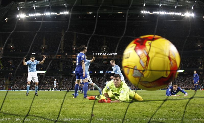 Get netted - City need to floor Spurs, just as they did Everton in the League Cup semi final.