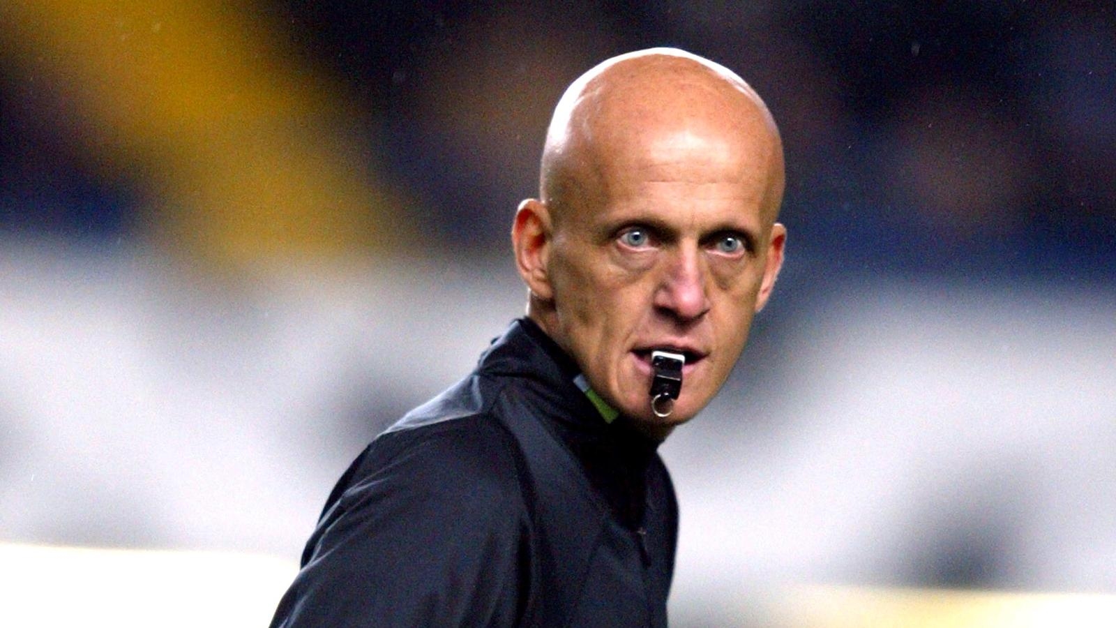 Simply the Best - PierLuigi Collini was the number one referee in the world.