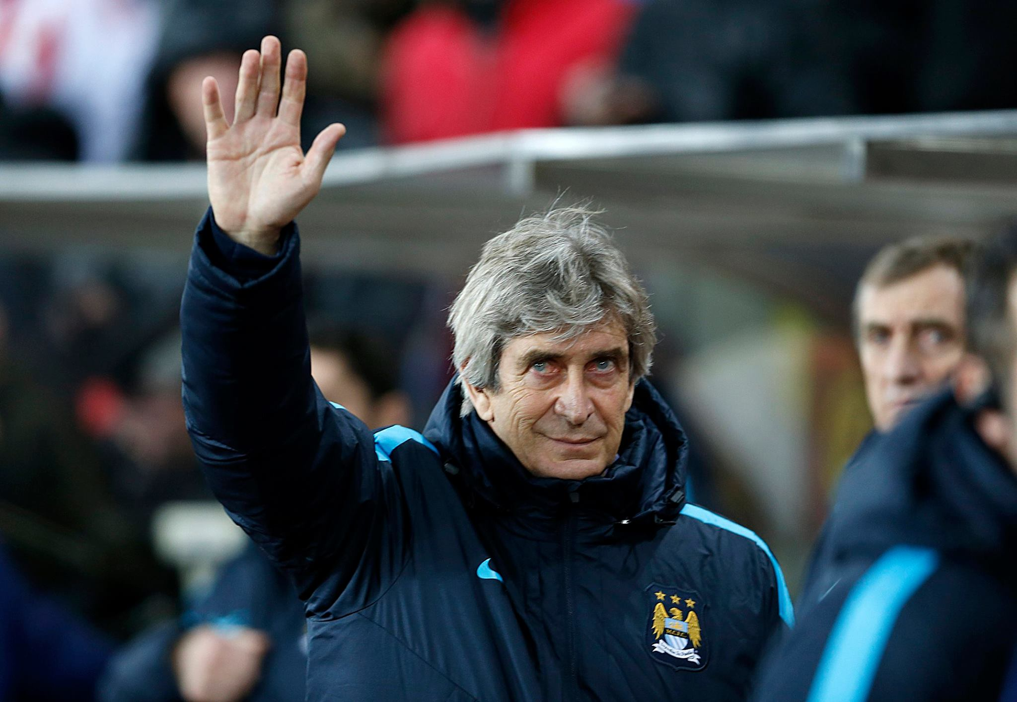 Wave of goodwill - City's players need to start performing for Pellegrini and give him a silverware laden send-off.