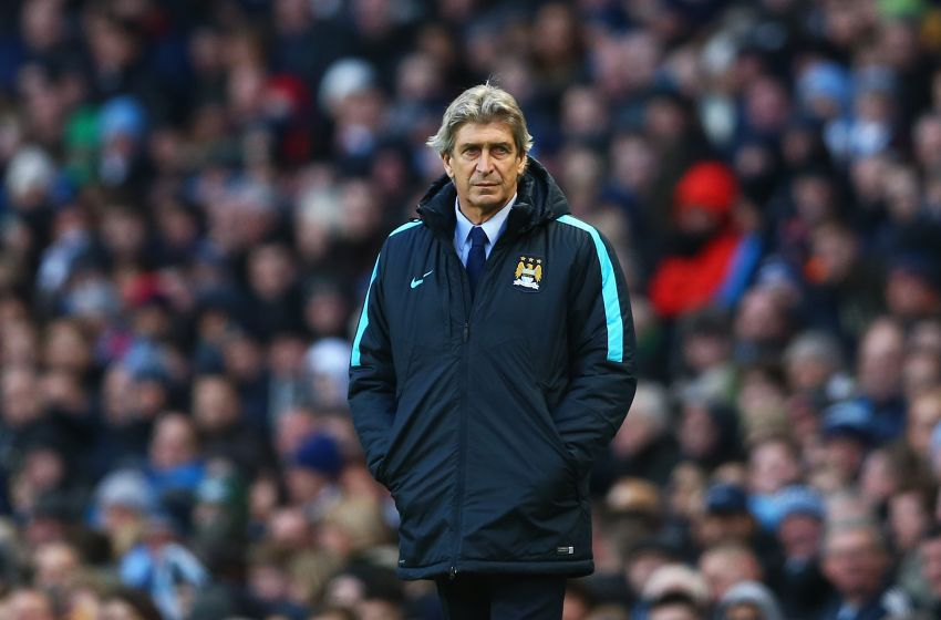 Priorities - Pellegrini has to get the best out of City as they battle of four fronts. Courtesy@MCFC