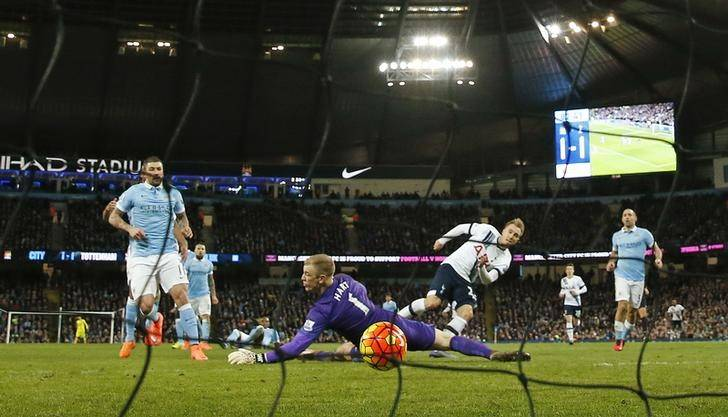 Valentine's Day Disaster - Eriksen hits the winning goal for Spurs on his birthday!