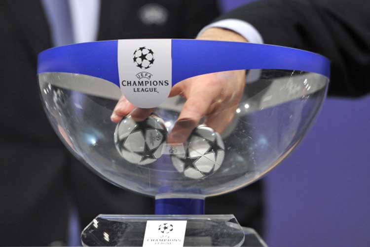 Balls Up - City and PSG were the last two teams to be drawn in the Champions League Quarter Final but have City overpriced the Etihad fixture?