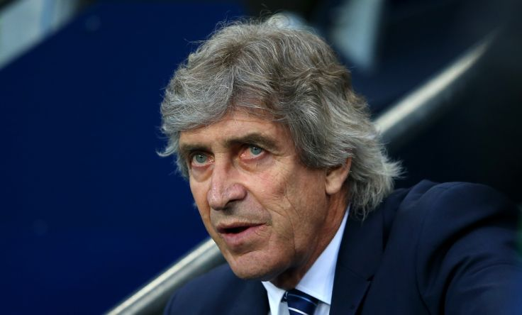 Parting gift - could Manuel Pellegrini leave City this summer having delivered the biggest prize in European club football to the Etihad?