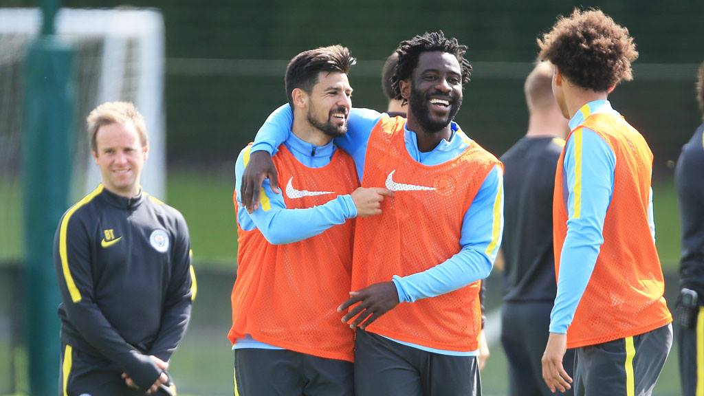 In & Out - Nolito iis settling in well whereas Bony is on his way out at City.
