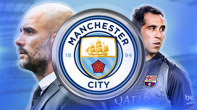 Pep and Claudio - a match made in 'sweeper keeper' heaven.