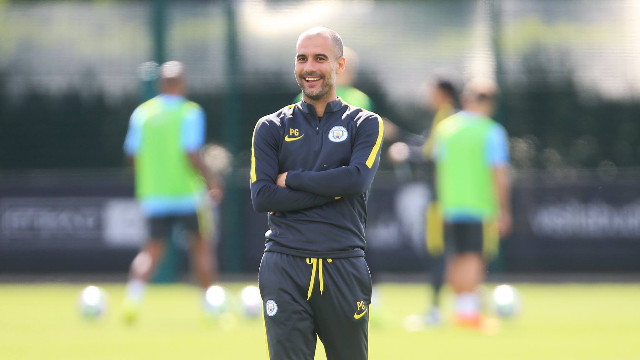 Pep Blueprint - Guardiola is already having a profound effect on City after just five games