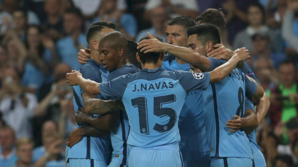 Yaya not included - City's Champions League campaign is off to a flyer and nobody is missing Toure.