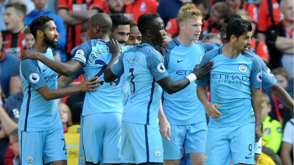 Together - City have adapted to the Pep way of play in a remarkably short period.