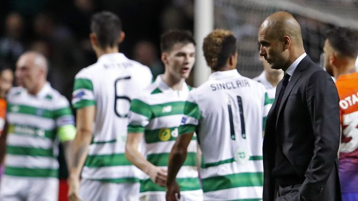 For once it didn't go to plan for Pep as City's 100% winning record ended in a 3-3 thriller with Celtic.