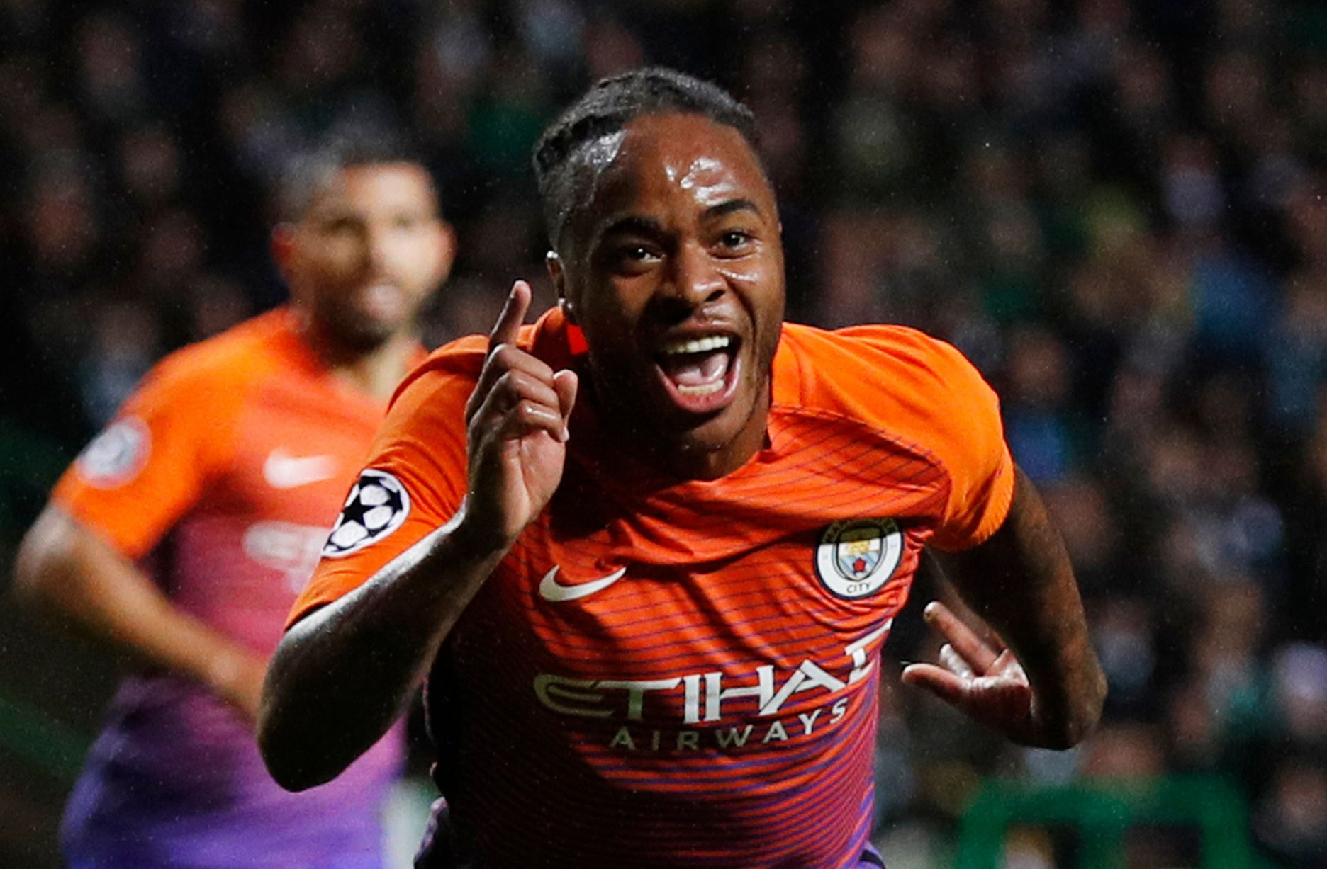 Sublime Sterling - Raheem is City's man of the moment.
