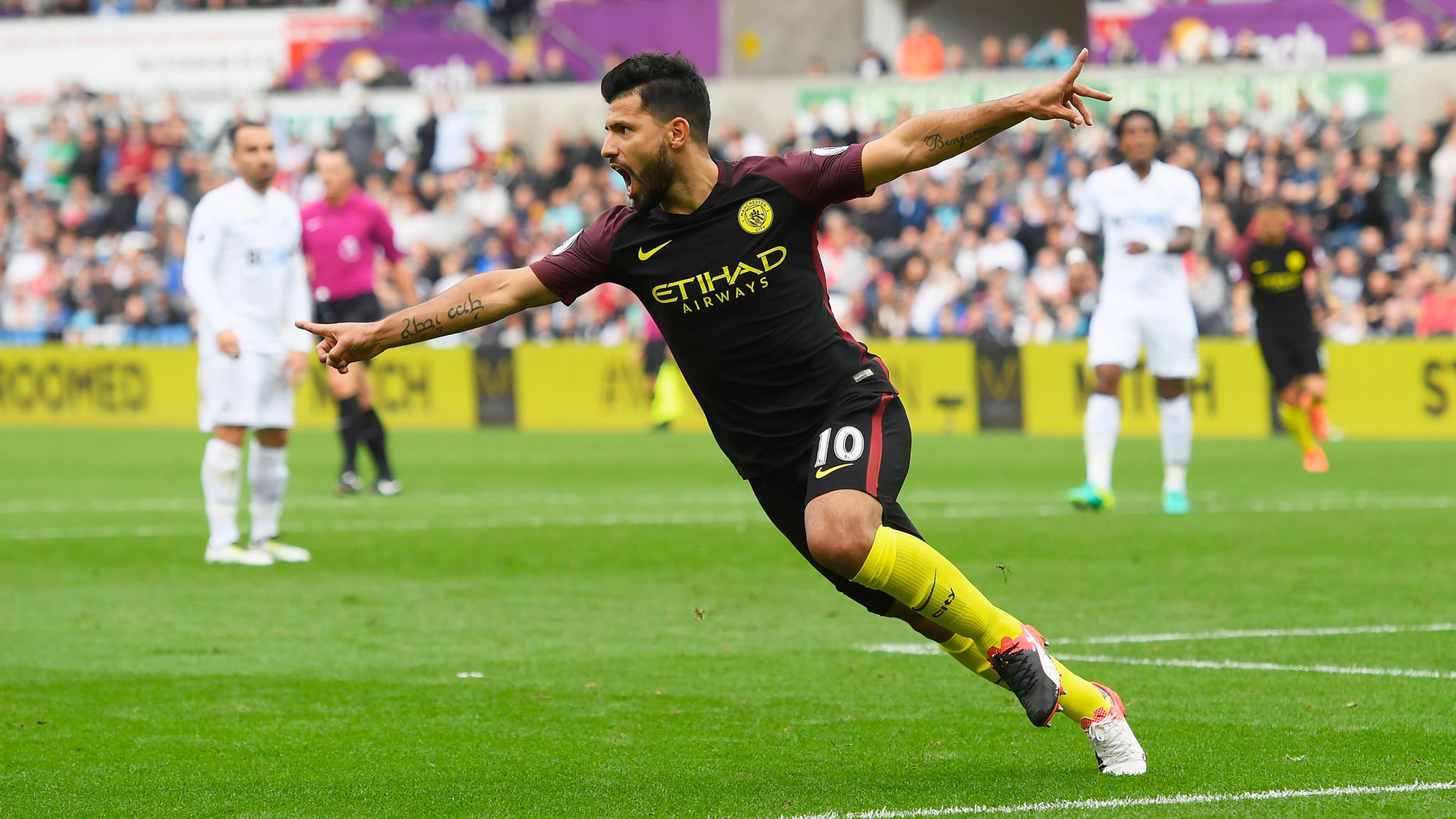 28 goals in his last 27 Premier League appearances - City will be hoping Sergio continues his strike rate against Spurs.