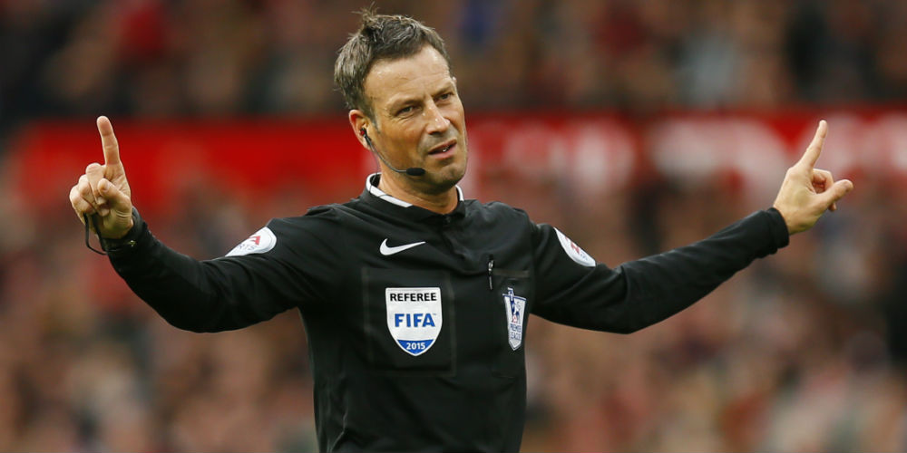 So that's Clattenburg spelt with a capital 'T' - it sums up how City fans feel about the reviled referee.