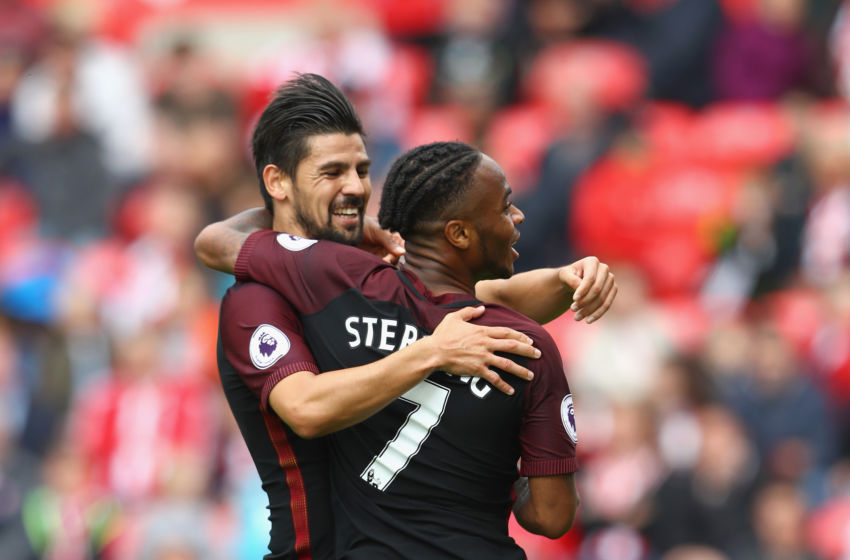 Strike force - Nolito & Sterling will want to provide City's goals in Aguero's absence.