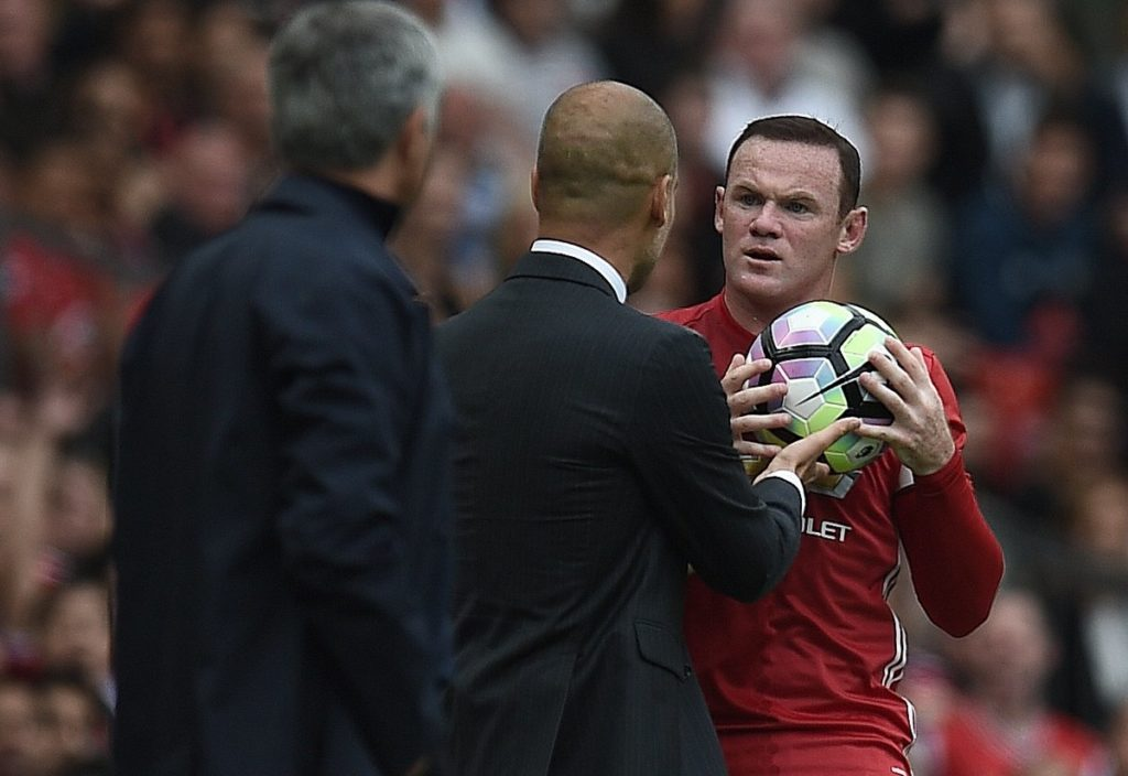 Keep your hair on - Rooney's root problem is that he's past it.