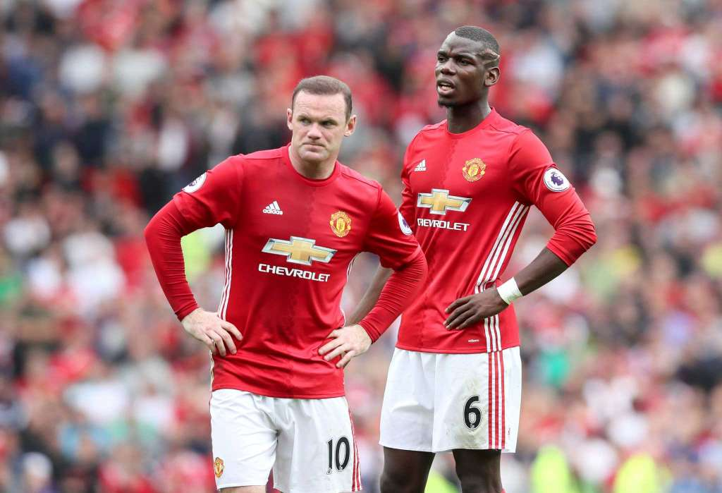 Rooney wasn't a total loser as City won their 50th Manchester derby. Wazzer won the 'Where's Pogba Gone?' competition.