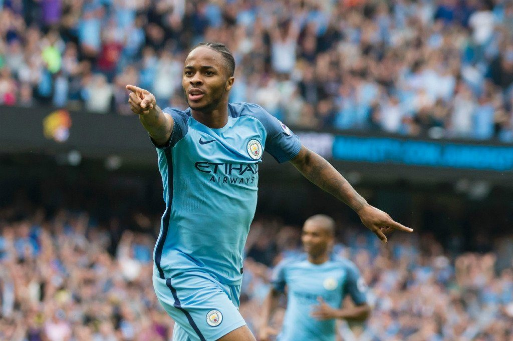 Sterling on the rise - Raheem has quite rightly been recognised as the Premier League Player of the Month for August.