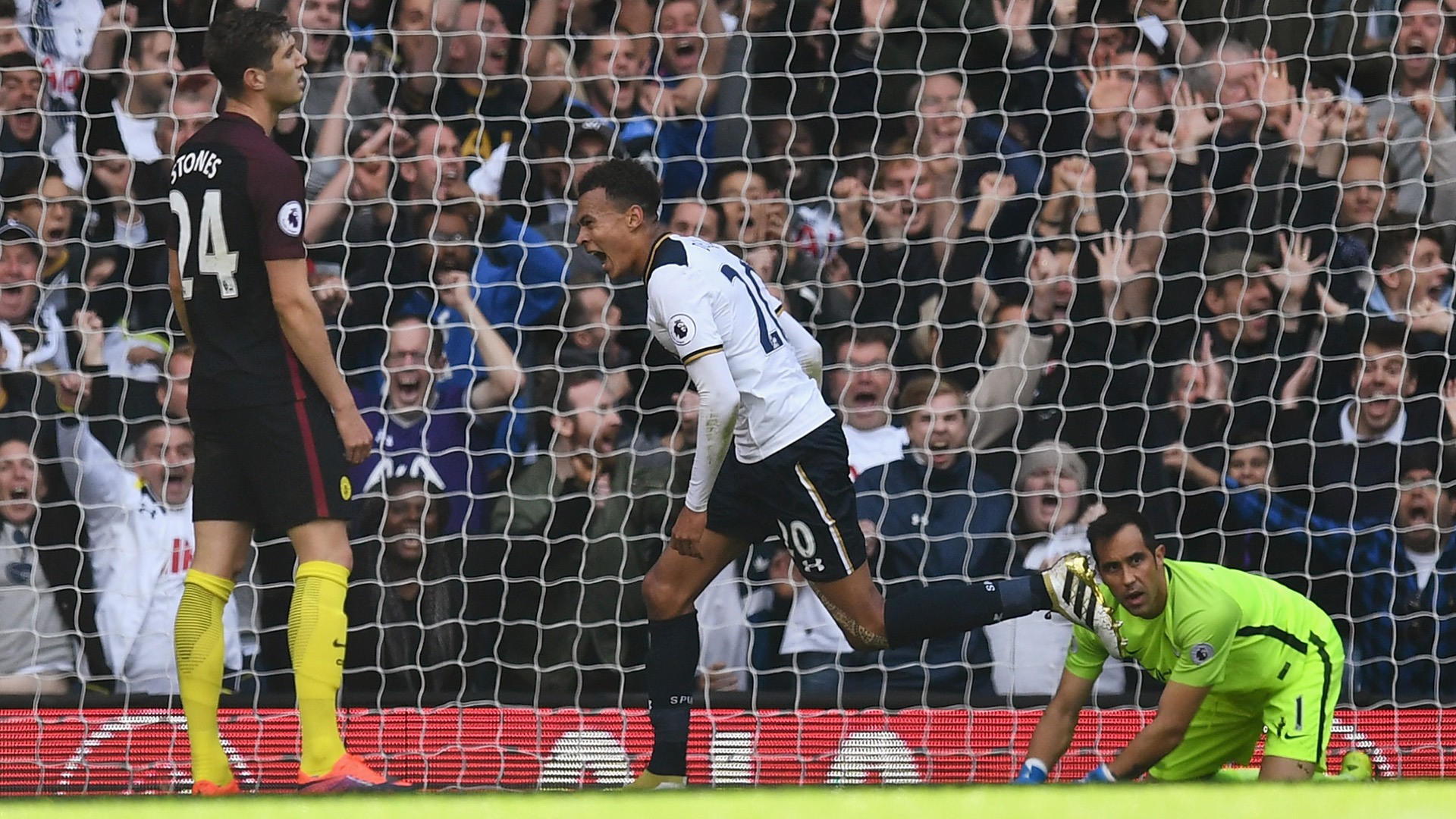 Hot Spurs - Guardiola was quick to concede that Tottenham thoroughly deserved their 2-0 win over City.