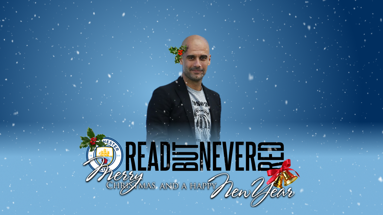 What does Pep want this Christmas?