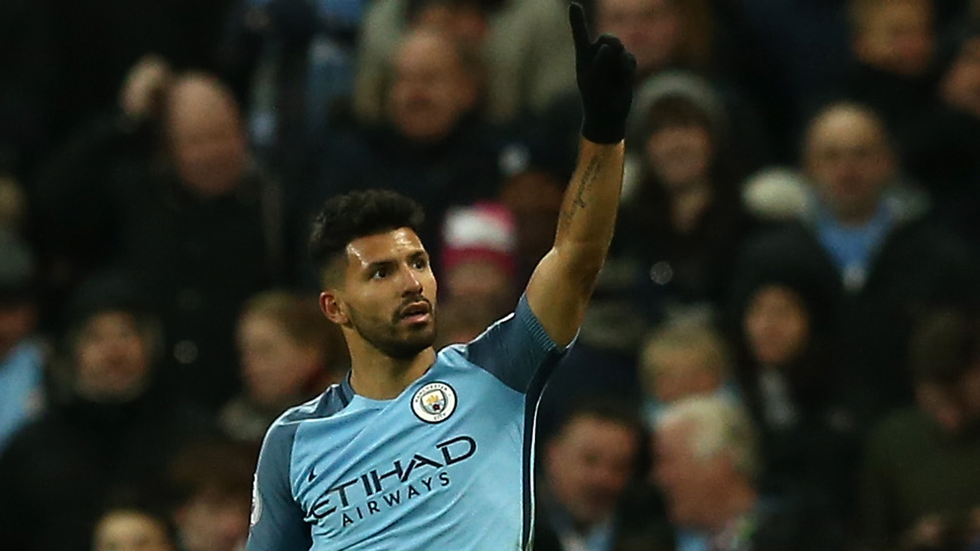 Winners - City still managed to overcome Burnley and Lee Mason's wayward decisions on January 2nd with Sergio scoring the vital second goal.