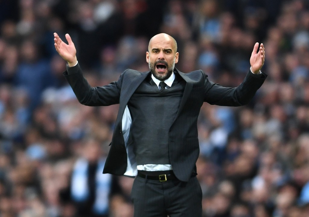 Who can blame Pep for becoming exasperated by a litany of dreadful decisions that have gone against City this season?